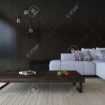 3ds Bild Von Weien Sofa Und Holztisch Platz Auf Fürs Wohnzimmer Bett 180x200 Esstische Landhausküche Duschen Wohnzimmer Moderne Hängelampen