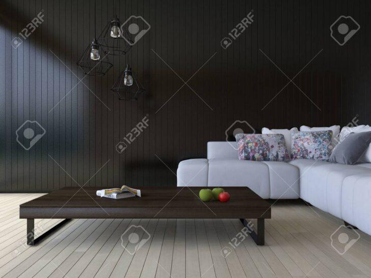 Medium Size of 3ds Bild Von Weien Sofa Und Holztisch Platz Auf Fürs Wohnzimmer Bett 180x200 Esstische Landhausküche Duschen Wohnzimmer Moderne Hängelampen