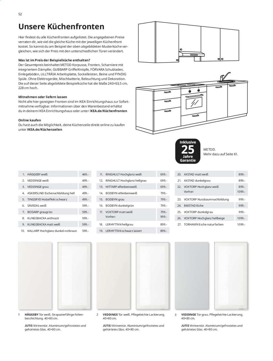 Full Size of Ringhult Hellgrau Ikea Prospekt 232020 3172020 Rabatt Kompass Wohnzimmer Ringhult Hellgrau