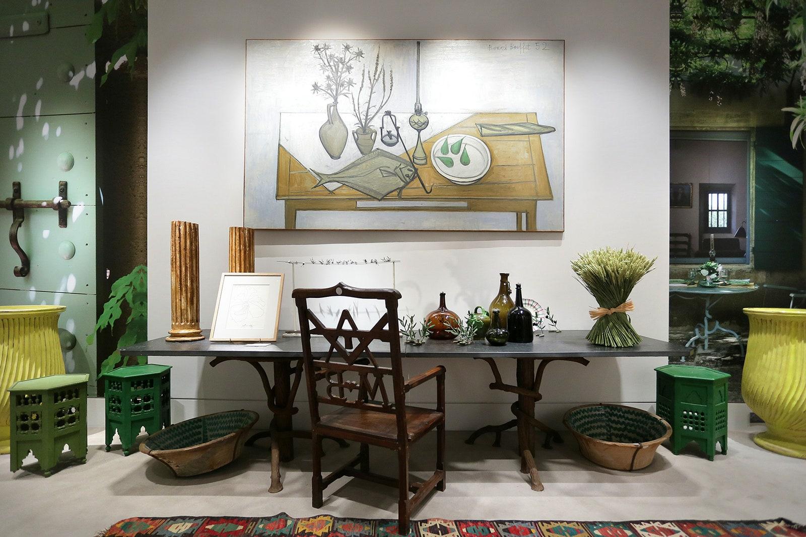 Full Size of Pierre Bergs Personal Collection On View At Sothebys France Kolonialstil Sofa Leinen Günstig Schillig Grau Stoff Elektrisch Wohnlandschaft Big Mit Hocker Wohnzimmer Big Sofa Nadja
