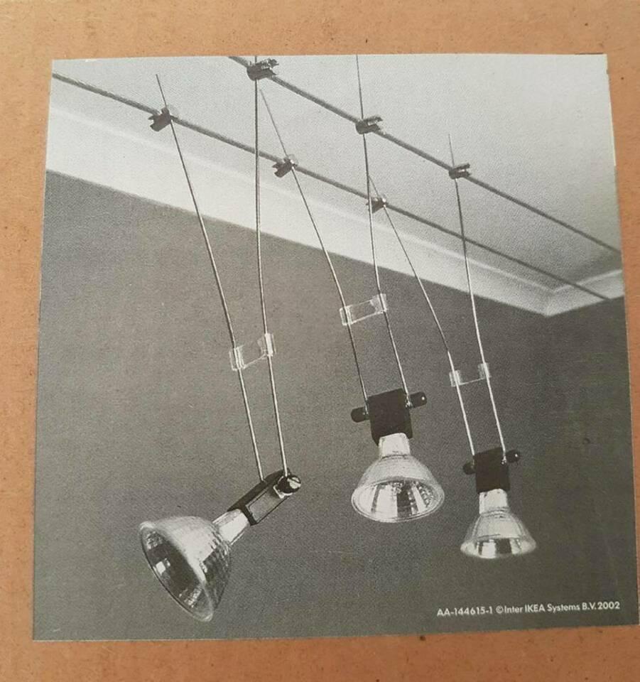 Full Size of Hängelampen Ikea Sansa Leuchtensystem Hngelampen System In Nordrhein Küche Kosten Modulküche Kaufen Miniküche Betten 160x200 Bei Sofa Mit Schlaffunktion Wohnzimmer Hängelampen Ikea