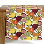 Obst Aufbewahrung Wand Wohnzimmer Obst Aufbewahrung Wand Tischlufer Baumwolle Bunt De Aufbewahrungsbox Garten Wandsticker Küche Wandtattoo Sprüche Wanduhr Wandverkleidung Wandleuchten Bad