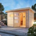 Karibu Saunen Gnstig Online Kaufen Bei Gamoni 38 Mm Moderne Bilder Fürs Wohnzimmer Modernes Sofa Esstische Tapete Küche Modern Bett Deckenleuchte Design Wohnzimmer Saunahaus Modern