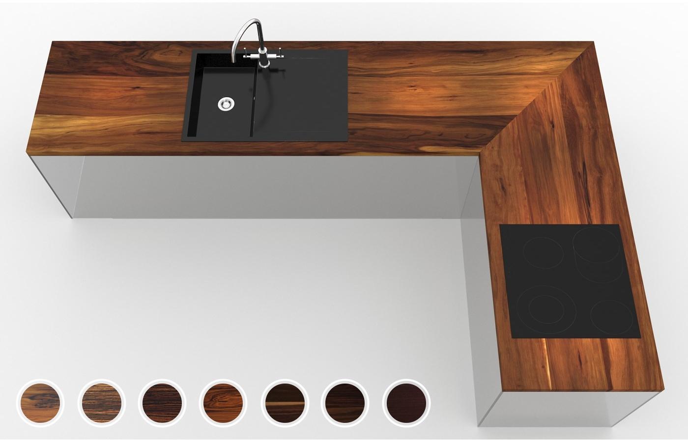 Full Size of Küche Sideboard Mit Arbeitsplatte Nach Ma Kchenplatte Konfigurieren Gaujo Esstisch Wasserhahn Sofa Relaxfunktion Elektrisch Pendelleuchten Granitplatten Poco Wohnzimmer Küche Sideboard Mit Arbeitsplatte