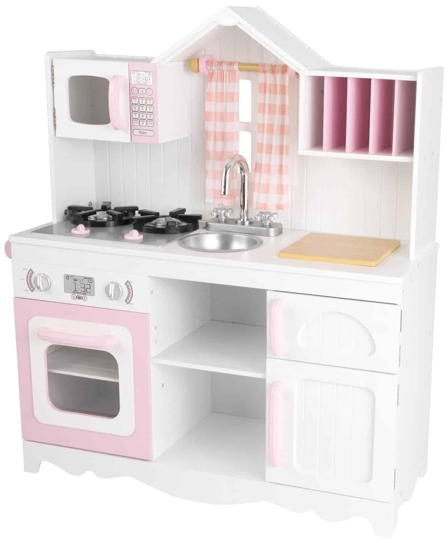 Full Size of Spielküche Kidkraft Moderne Bauernkche Spielkche Aus Holz Fr Kinder Wohnzimmer Spielküche