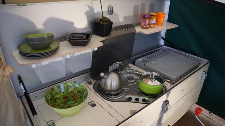 Medium Size of Campingkchen Küchen Regal Wohnzimmer Cocoon Küchen