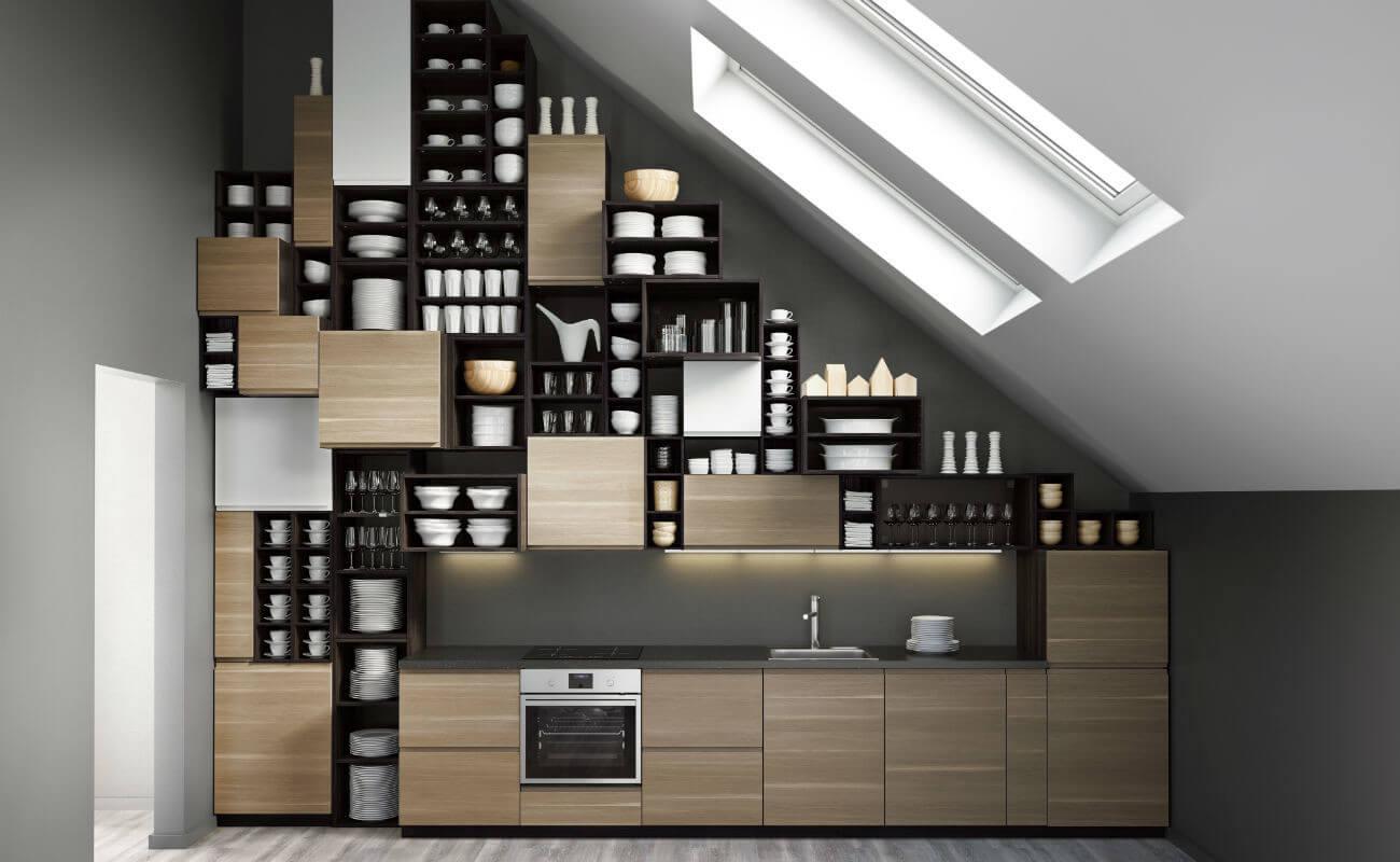 Full Size of Poco Küche Hängeschrank Günstige Mit E Geräten Zusammenstellen Ikea Kosten Holzküche Hochschrank Beistelltisch Bad Grau Hochglanz Gebrauchte Einbauküche Wohnzimmer Hängeschrank Küche Ikea