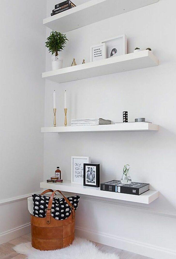 Medium Size of Ikea Wandregale Wandgestaltung Flur 60 Kreative Deko Ideen Fr Den Mit Küche Kaufen Betten 160x200 Sofa Schlaffunktion Kosten Miniküche Modulküche Bei Wohnzimmer Ikea Wandregale