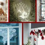 Fensterdekoration Als Ein Teil Der Inneneinrichtung Keramik Waschbecken Küche Einrichten Sitzgruppe Auf Raten Eiche Salamander Led Panel Segmüller Barhocker Wohnzimmer Fensterdekoration Küche