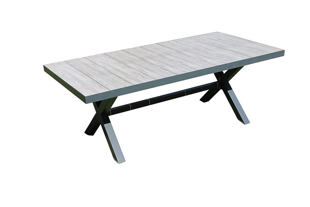 Large Size of Gartentisch Bauhaus Metall Holz Sunfun Moni Tisch Maja Xxl Ausziehbar Klappbar Schweiz Amazonde Leco Manhattan Fenster Wohnzimmer Gartentisch Bauhaus