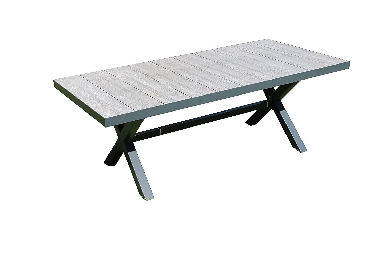 Full Size of Gartentisch Bauhaus Metall Holz Sunfun Moni Tisch Maja Xxl Ausziehbar Klappbar Schweiz Amazonde Leco Manhattan Fenster Wohnzimmer Gartentisch Bauhaus