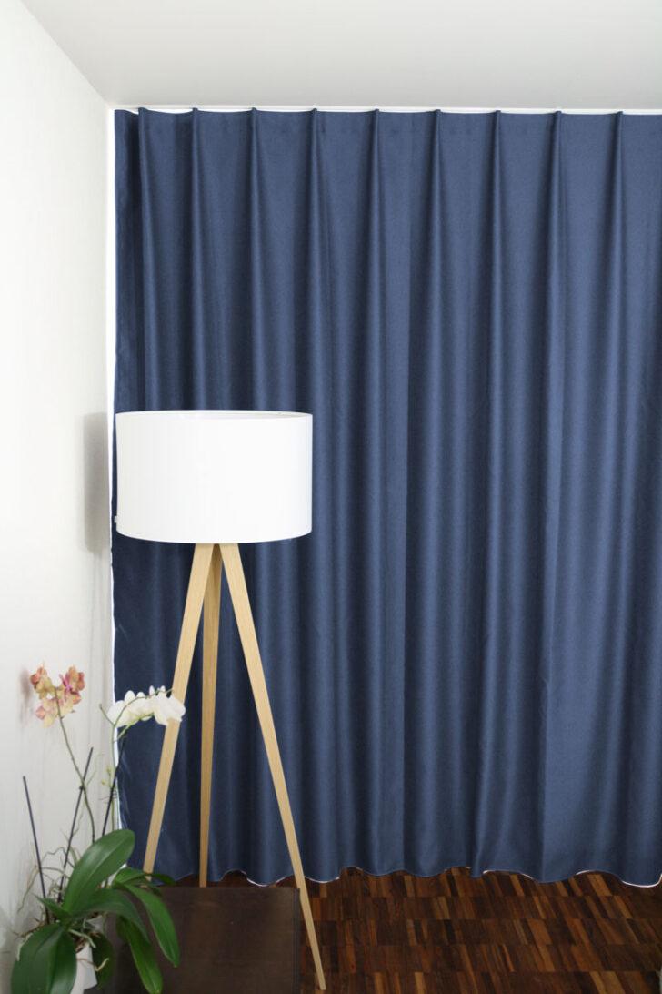 Medium Size of Verdunkelungs Vorhang London Blau Vorhänge Schlafzimmer Wohnzimmer Küche Wohnzimmer Vorhänge