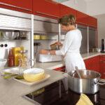 Aufsatzschrank Küche Wohnzimmer Aufsatzschrank Küche Kcheneinrichtung Ideen Fr Familienkchen Fliesenspiegel Selber Machen Erweitern Nischenrückwand Teppich Oberschrank Mit Insel