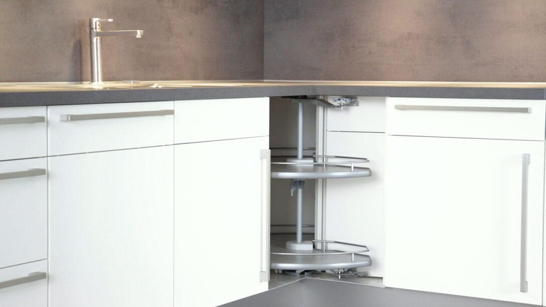 Large Size of Montagevideo Karussellschrank Nobilia Kchen Miniküche Mit Kühlschrank Küche Industriedesign Blende Wandpaneel Glas Raffrollo Sitzecke Unterschrank Wohnzimmer Küche Eckschrank Rondell