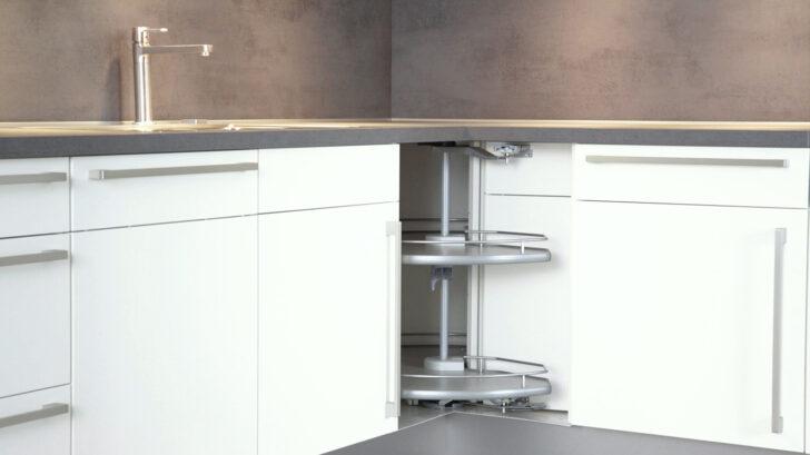 Medium Size of Montagevideo Karussellschrank Nobilia Kchen Miniküche Mit Kühlschrank Küche Industriedesign Blende Wandpaneel Glas Raffrollo Sitzecke Unterschrank Wohnzimmer Küche Eckschrank Rondell