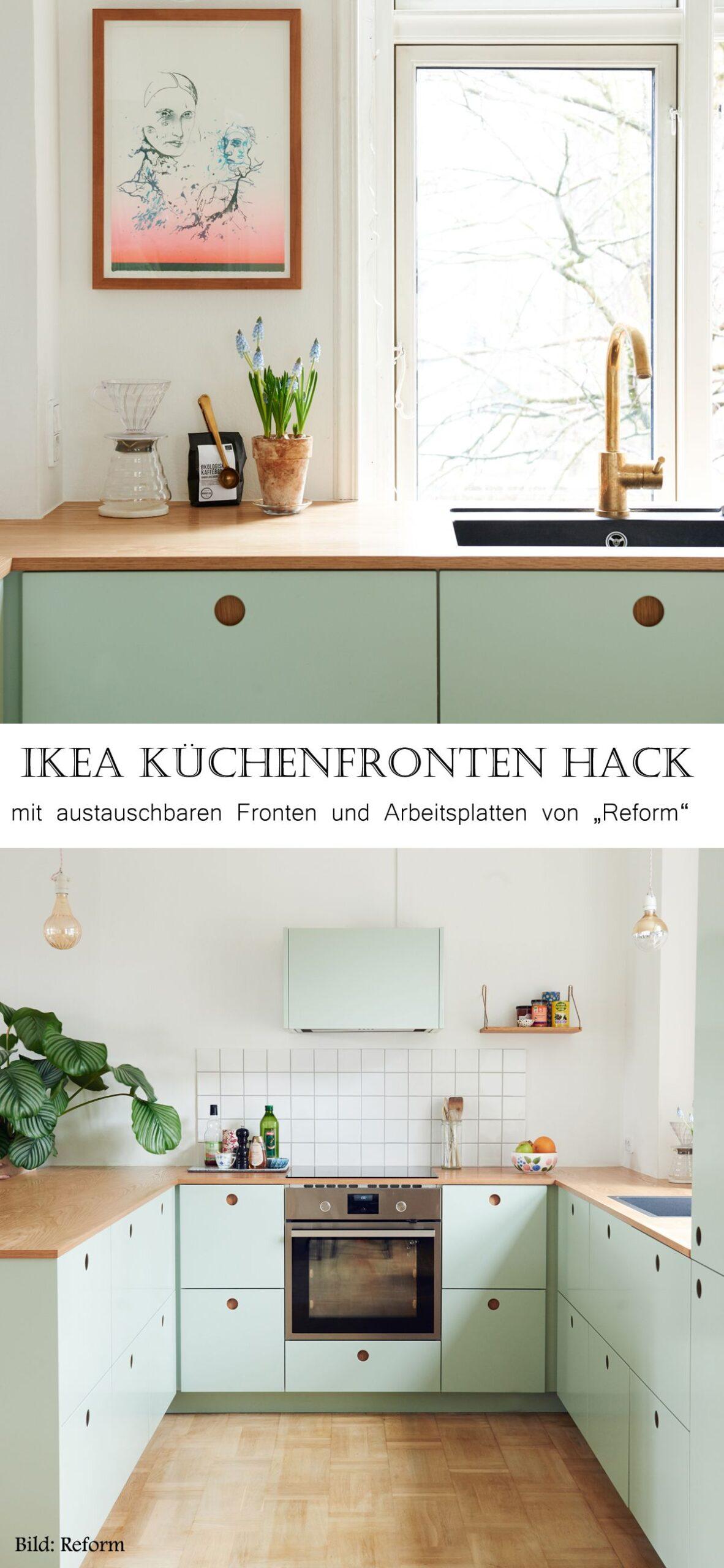 Full Size of Ikea Kchenfronten Pimpen Mit Bildern Kchen Fronten Betten 160x200 L Küche E Geräten Eiche Anthrazit Holzofen Wandpaneel Glas Form Rosa Bartisch Wohnzimmer Küche Selber Bauen Ikea