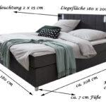 Boxspringbett Samt Wohnzimmer Boxspringbett Samt 180 200 Cm Bezug Grau Anthrazit Led Schlafzimmer Set Mit Sofa