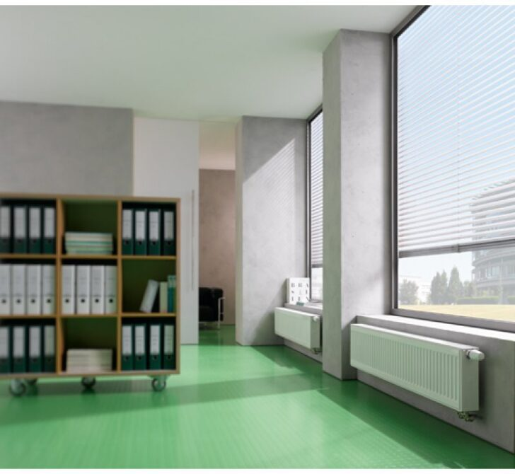 Medium Size of Kermi Therm X2 Profil Ventil Heizkrper Typ 11 Hxb 900 700 Mm Wohnzimmer Kermi Flachheizkörper
