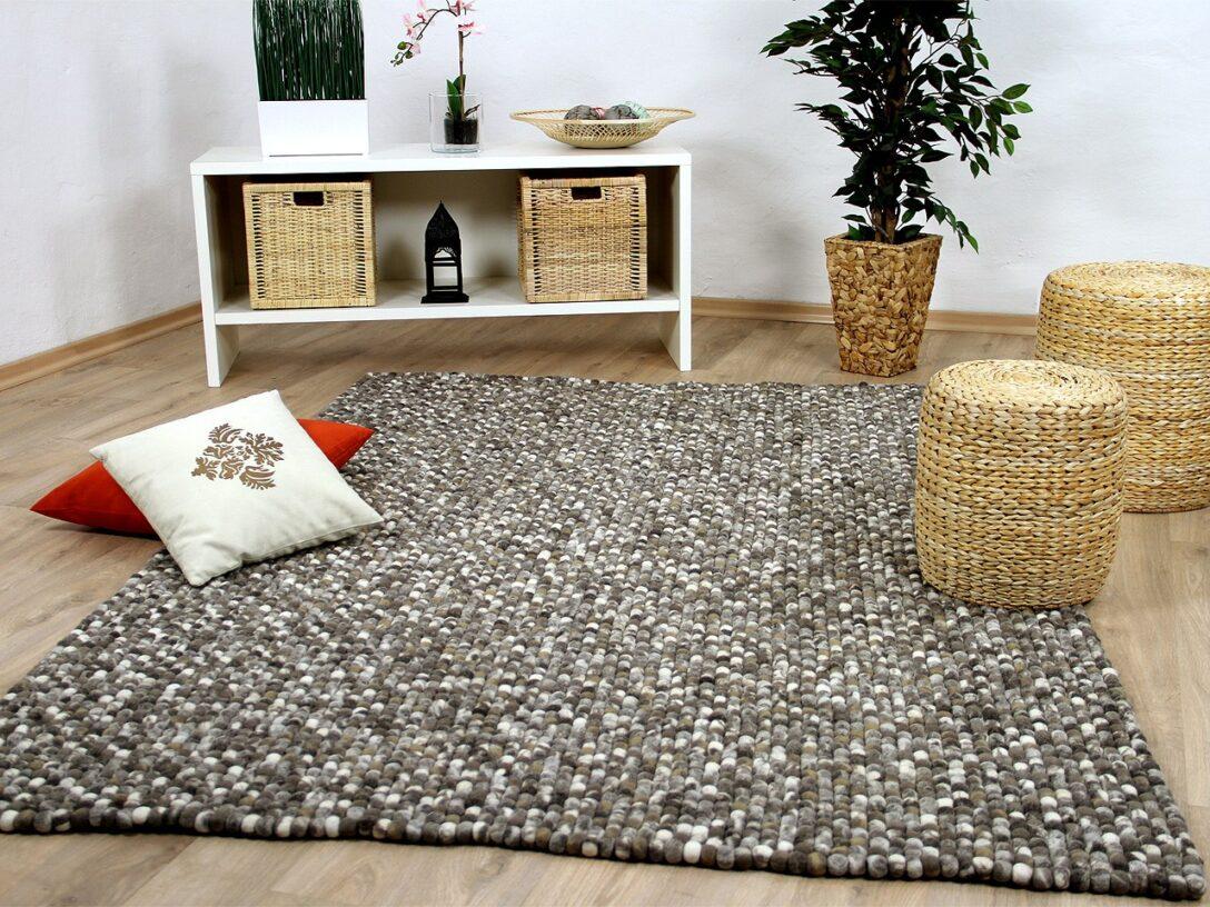 Large Size of Teppich Grau Beige Schwarz Rund Muster 200x200 Kurzflor Meliert Gemustert Braun Ikea Nepal Filzkugelteppich Felty Teppiche Wohnzimmer Graues Sofa Leder Wohnzimmer Teppich Grau Beige