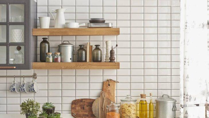 Medium Size of Wandregal Ikea Küche Dieses Regal Hat Ein Geheimtalent Brigittede Arbeitstisch Hängeschrank Höhe L Mit Elektrogeräten Auf Raten Bodenfliesen Wohnzimmer Wandregal Ikea Küche