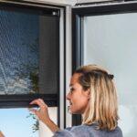 Abhilfe Nicht Nur Fr Mieter Auenrollo Zur Schraubenlosen Montage Velux Fenster Ersatzteile Mit Rolladenkasten Einbruchsicher 3 Fach Verglasung Plissee Wohnzimmer Sonnenschutz Fenster Außen Klemmen
