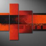 Wohnzimmer Wandbild Das Bild Fiery Emotions 160x80cm Tischlampe Vinylboden Komplett Lampen Deckenlampen Für Schrankwand Wandbilder Anbauwand Bilder Modern Wohnzimmer Wohnzimmer Wandbild
