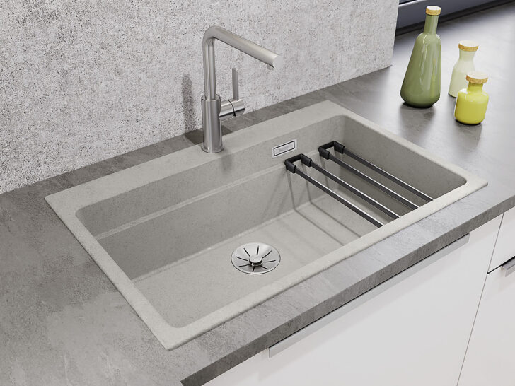 Spülstein Keramik Splen Materialien Waschbecken Küche Wohnzimmer Spülstein Keramik