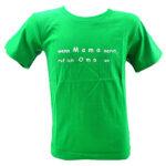 Lustige T Shirt Sprüche Hemd Grn Sprche Shirts 5 6 Jahre Wenn Mama Regal Metall 60 Cm Breit Geberit Dusch Wc Küche Selbst Zusammenstellen Relaxsessel Garten Wohnzimmer Lustige T Shirt Sprüche