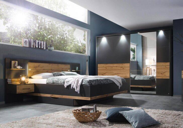Medium Size of Schlafzimmer Komplett Set 4 Teilig Grau Gnstig Online Kaufen Massivholz Stuhl Für Wandtattoos Günstig Rauch Stehlampe Gardinen Regal Led Deckenleuchte Mit Wohnzimmer Schlafzimmer Komplett