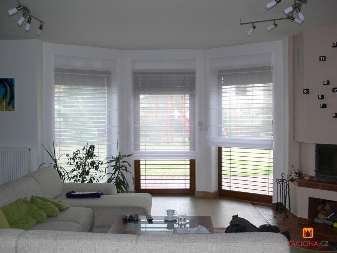 Large Size of Eine Raffinierte Raffrollo Küche Wohnzimmer Raffrollo Küchenfenster