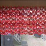 Gardine Hkeln Meine Welt Der Muster Gardinen Wohnzimmer Fr Für Schlafzimmer Fenster Küche Scheibengardinen Die Wohnzimmer Häkelmuster Gardine