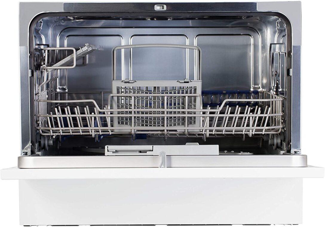 Large Size of Amazonde Medion Tischgeschirrspler 6 Gedecke Fassungsvermgen Mini Küche Miniküche Mit Kühlschrank Bett Minimalistisch Ikea Pool Garten Aluminium Fenster Wohnzimmer Mini Geschirrspüler