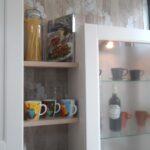 Aufsatzschrank Küche Wohnzimmer Aufsatzschrank Küche Dekorative Nischenborde Mit Und Facettenglas Sitzecke Küchen Regal Einbauküche Günstig Finanzieren Servierwagen Gebrauchte Led