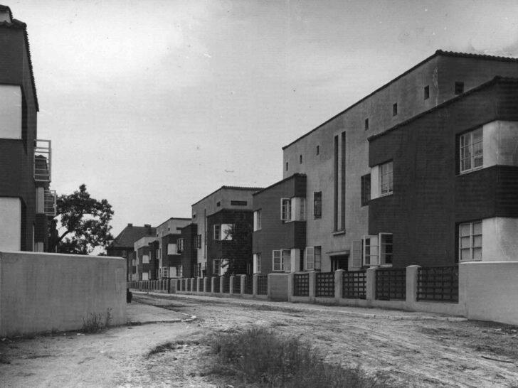 Medium Size of Siedlung Italienischer Garten Architektur Celle Liegestuhl Fenster Wohnzimmer Bauhaus Liegestuhl