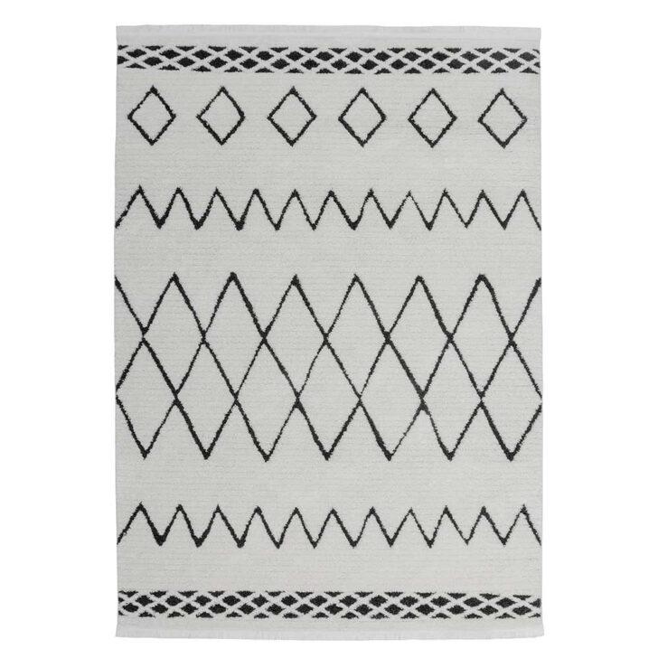 Teppich Schwarz Weiß Ethno Muster Inmia In Wei Aus Kurzflor Pharao24de Steinteppich Bad Schlafzimmer Kommode Weißes Sofa Schwarze Küche Komplett Bett Wohnzimmer Teppich Schwarz Weiß