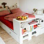 Bett 1 20 Breit Palettenbett Selber Bauen Kaufen Europaletten Betten 140x200 Weiß Für Teenager Keilkissen Vintage Nolte Ikea 160x200 140x220 90x190 Sofa Mit Wohnzimmer Bett 1 20 Breit