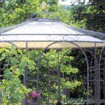 Pavillon Eisen Wohnzimmer Pavillon Eisen Gartenlauben In Edlem Design Online Kaufen Bei Eleo Garten