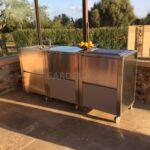Mobile Outdoorküche Outdoor Kche Hngeregal Wandtattoos Fliesenspiegel Küche Wohnzimmer Mobile Outdoorküche