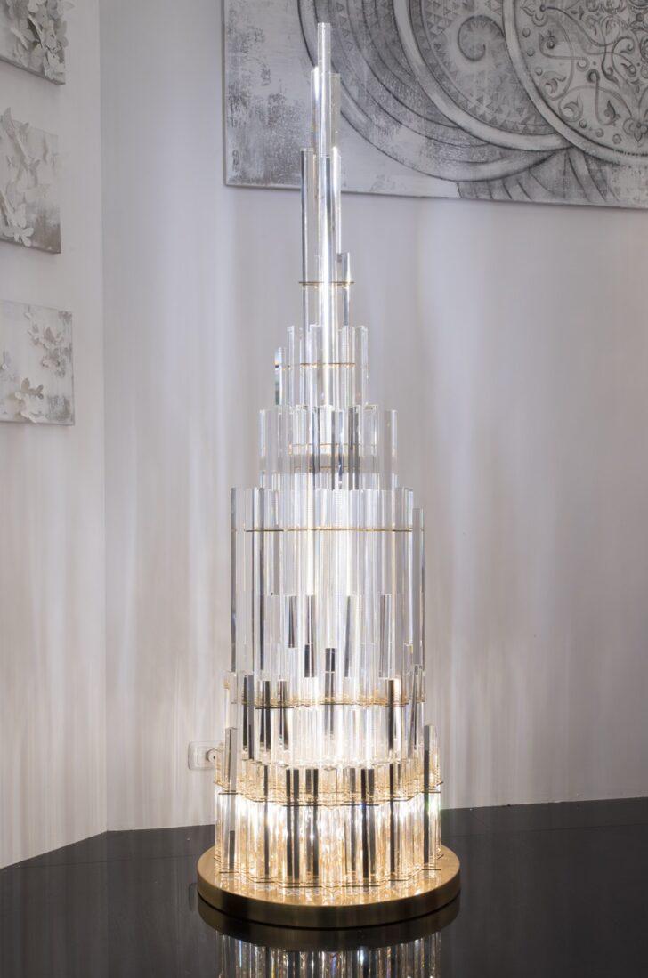 Medium Size of Kristall Stehlampe Cristalli 5004 Lt Aus Murano Artital Lighting Wohnzimmer Schlafzimmer Stehlampen Wohnzimmer Kristall Stehlampe