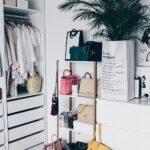 Ikea Hacks Aufbewahrung Wohnzimmer Ikea Hyllis Hack Meine Diy Taschen Aufbewahrung Im Ankleideraum Küche Kaufen Kosten Miniküche Sofa Mit Schlaffunktion Modulküche Bett Aufbewahrungsbehälter
