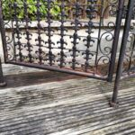 Paravent Outdoor Metall Wohnzimmer Paravent Outdoor Metall Avis Angels Garden Dekoshop Regale Garten Bett Regal Küche Kaufen Weiß Edelstahl