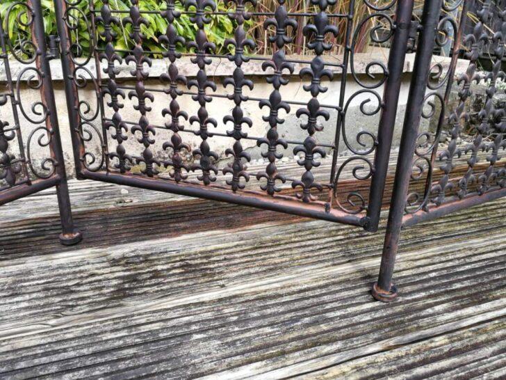 Medium Size of Paravent Outdoor Metall Avis Angels Garden Dekoshop Regale Garten Bett Regal Küche Kaufen Weiß Edelstahl Wohnzimmer Paravent Outdoor Metall