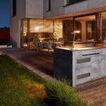 Kochen Im Freien So Planen Sie Eine Outdoor Kche Mobile Küche Wohnzimmer Mobile Outdoorküche