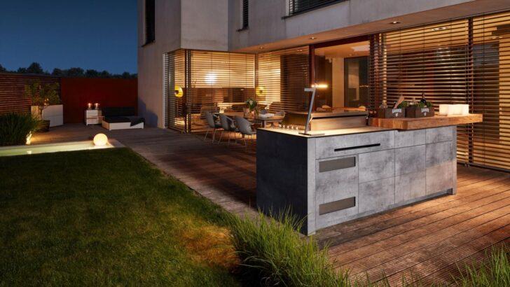 Medium Size of Kochen Im Freien So Planen Sie Eine Outdoor Kche Mobile Küche Wohnzimmer Mobile Outdoorküche