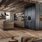 Küchen Rustikal Regal Rustikaler Esstisch Küche Holz Rustikales Bett Wohnzimmer Küchen Rustikal