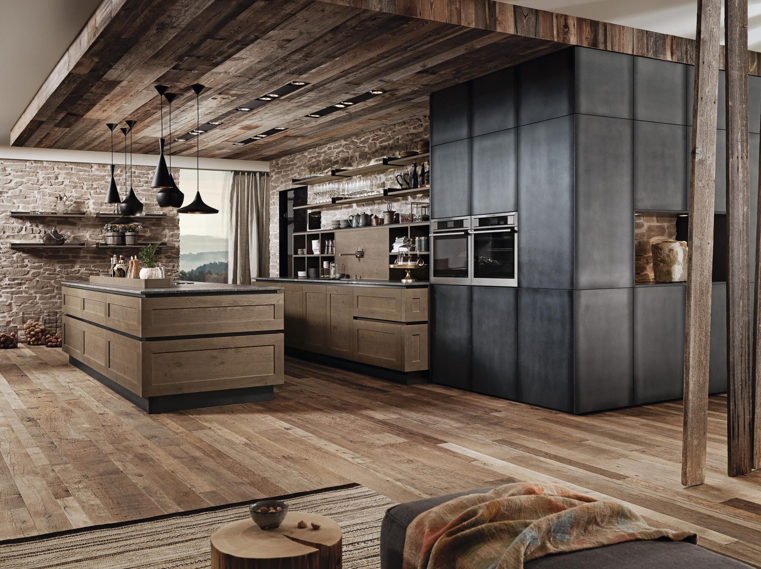 Full Size of Küchen Rustikal Regal Rustikaler Esstisch Küche Holz Rustikales Bett Wohnzimmer Küchen Rustikal