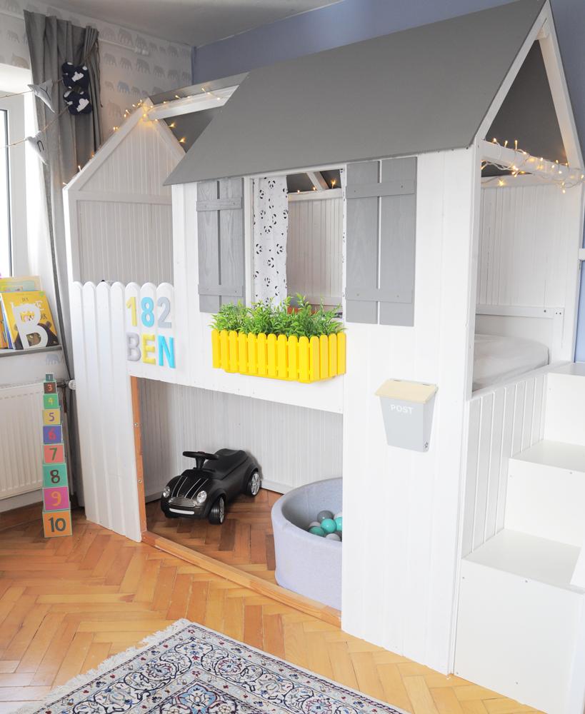 Full Size of Ikea Kinderbett Haus Hausbett Kura Kinder 90x200 Hack Diy Anleitung Zum Bau Eines Hacks Mit Treppe Bett Sofa Schlaffunktion Modulküche Kinderzimmer Regale Wohnzimmer Hausbett Kinder Ikea