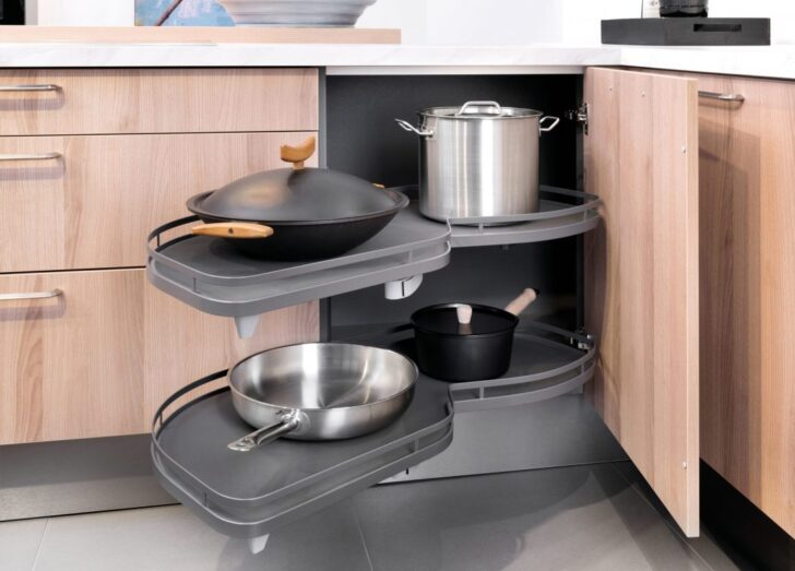 Medium Size of Küchen Eckschrank Rondell Eckunterschrank Kche 80 120 Nobilia Sonoma Eiche Tapete Bad Regal Küche Schlafzimmer Wohnzimmer Küchen Eckschrank Rondell