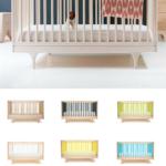 Babybett Schwarz Caravan Bett 180x200 Schwarze Küche Weiß Schwarzes Wohnzimmer Babybett Schwarz