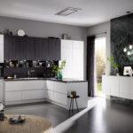 Weie Kchen Kchentrends In Wei Kcheco Landhausküche Weiß Grau Weisse Gebraucht Moderne Wohnzimmer Landhausküche Wandfarbe